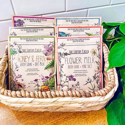 Bath Soak Gift Set