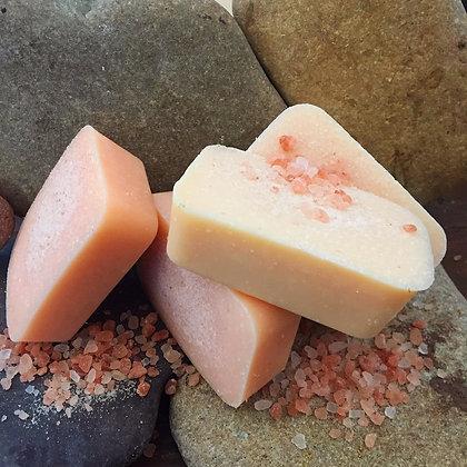 Pale Citrus Coconut Cream Soap