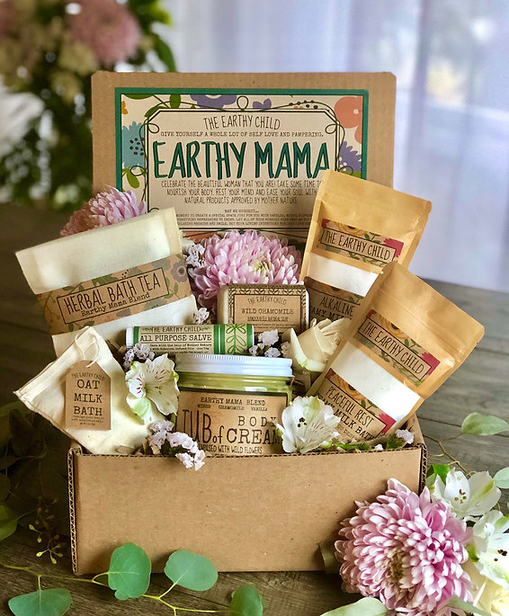 Earthy Mama Gift Set