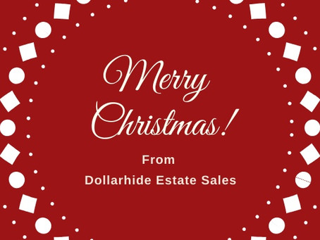 Merry Christmas from the DES Team