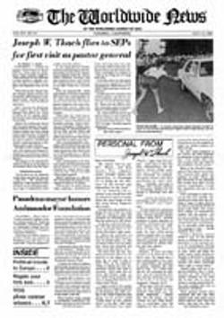 WWN 1986 (Prelim No 14) 071401