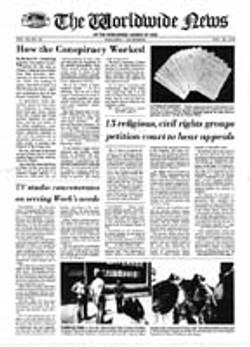 WWN 1979 (Prelim No 21) Nov 2601