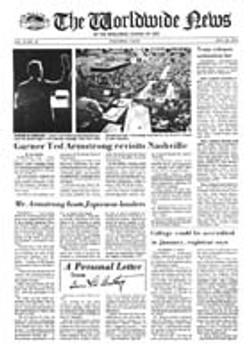 WWN 1974 (Prelim No 21) Oct 2801