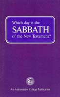 Which day is the SABBATH of the New Testament