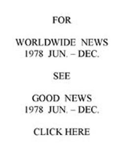 WWN 1978 (Prelim No 12) Jun-Dec GN
