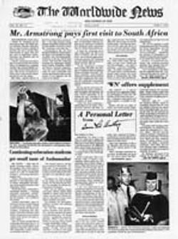 WWN 1976 (Prelim No 12) Jun 71