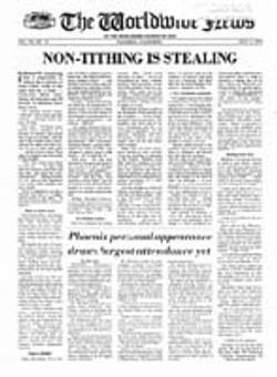 WWN 1979 (Prelim No 13) Jul 91