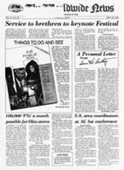 WWN 1976 (Prelim No 20) Sep 2301