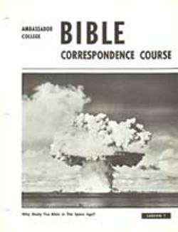 AC Bible Corr Course Lesson 01 (1965)01
