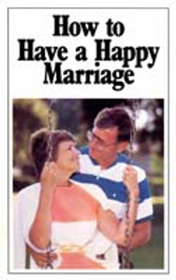 How to Have a Happy Marriage (Prelim 1988)01
