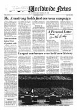 WWN 1974 (Prelim No 11) May 2701