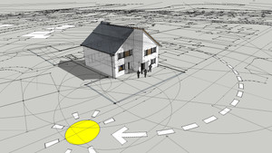 Proposed Residential Scheme at Llys Hendre, Aberystwyth