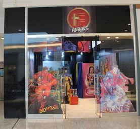 a720af3099510 Shopping Cidade Sorocaba recebe loja temporária de brinquedos TF Heroes