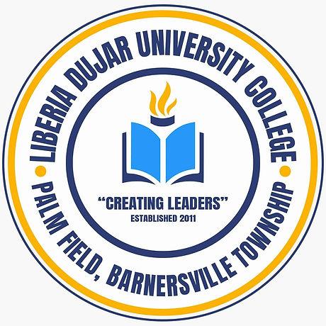 Dujar University College logo.jpg
