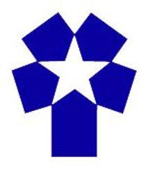 Hokusei Gakuen University logo.JPG