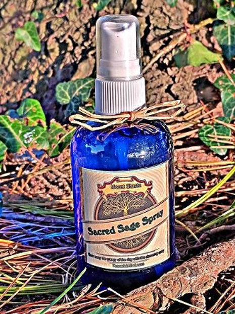 Sacred Smudge Spray
