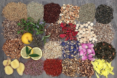 Aroma-thera Loose Tea Blends