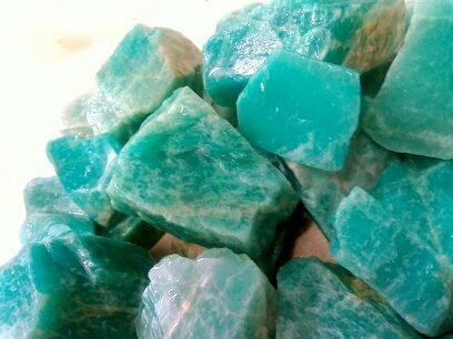 Crystal Therapy with Amazonite