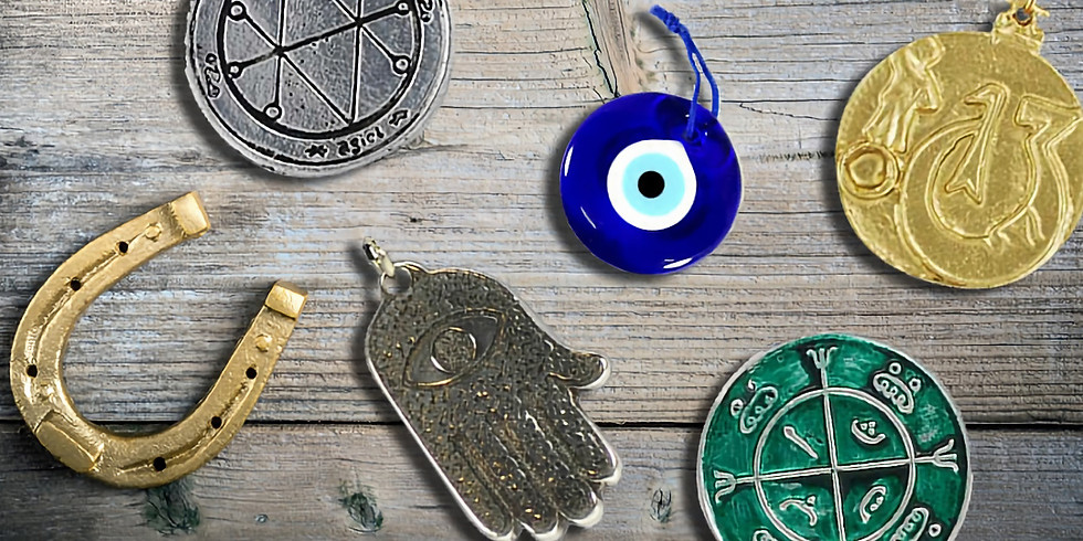 Luck and Protection with Amulets & Talismans