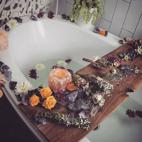 Spiritual Baths of Empowerment