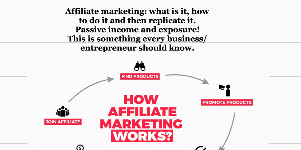 Weekly FREE Affiliate Marketing 101