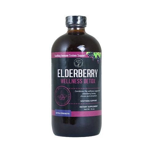 Elderberry Wellness Tonic