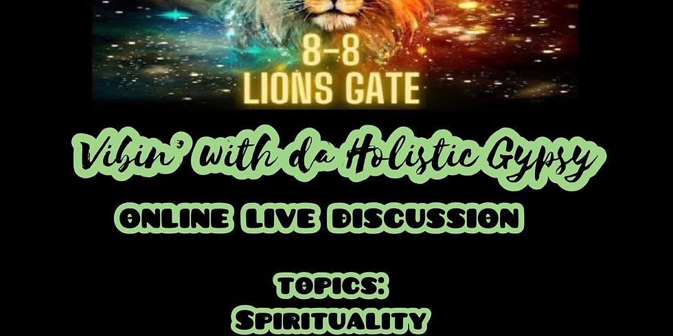 Lions Gate Portal Event