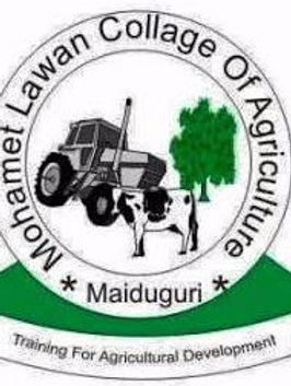 Mohamet Lawan College of Agriculture log