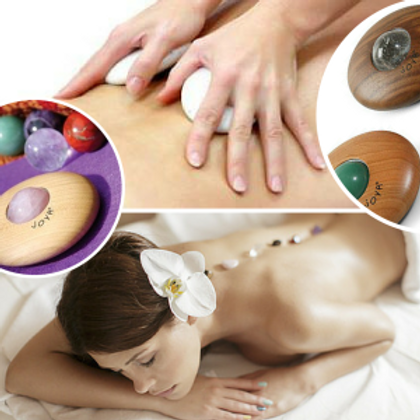 Certified Crystal Massage Course