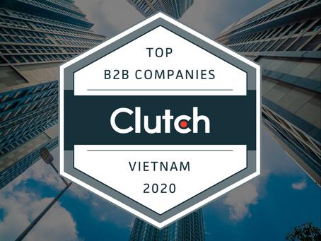 Clutch's 2021 List of Top Branding Companies in Vietnam