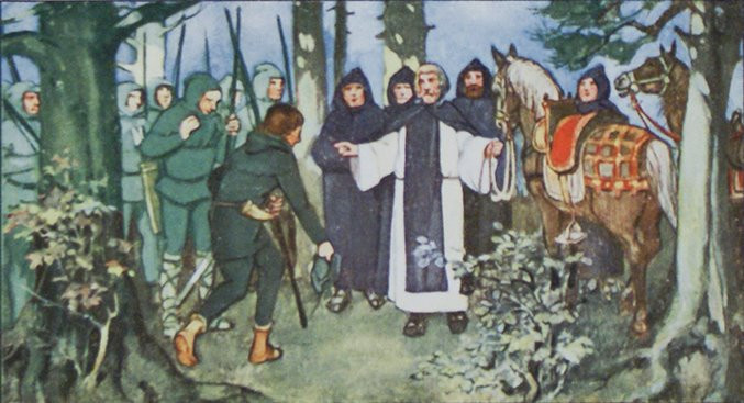 The Greatest Enemy - Robin Hood, the People, and the Church
