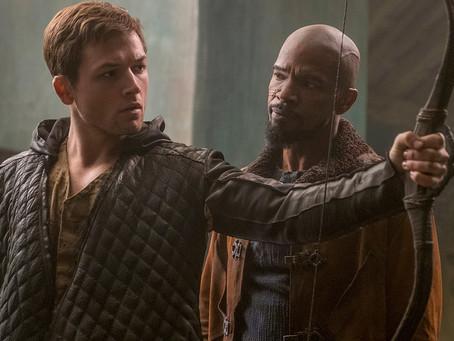 The Highest Form of Flattery - Looking Ahead to Taron Egerton's Robin Hood