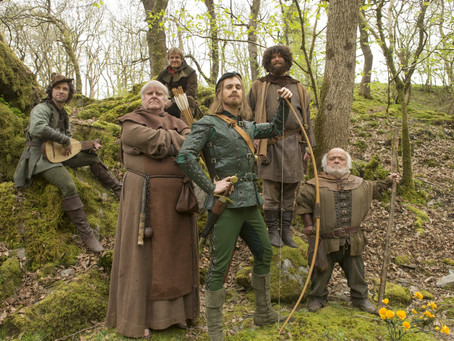 REVIEW: Robot of Sherwood (2014)