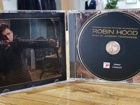 REVIEW: Robin Hood (2018) Score by Joseph Trapanese