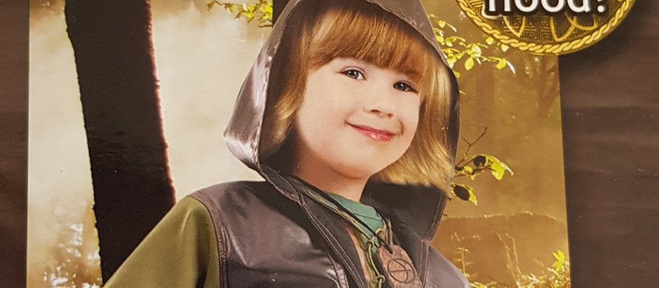 From The Collection - Vivid Imaginations Robin Hood Dress-Up Set (2006)