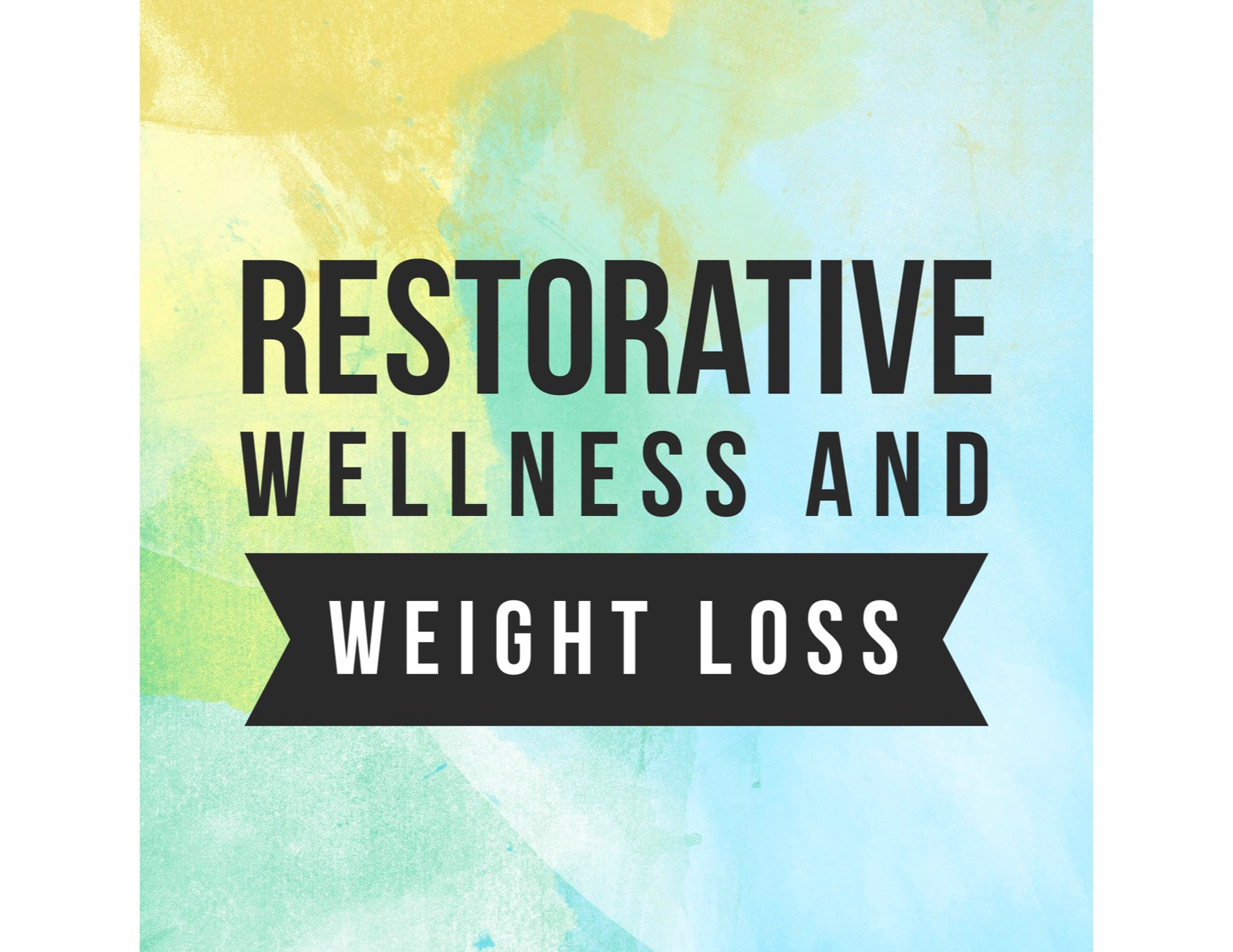 Wellness and Weight Loss Consultation
