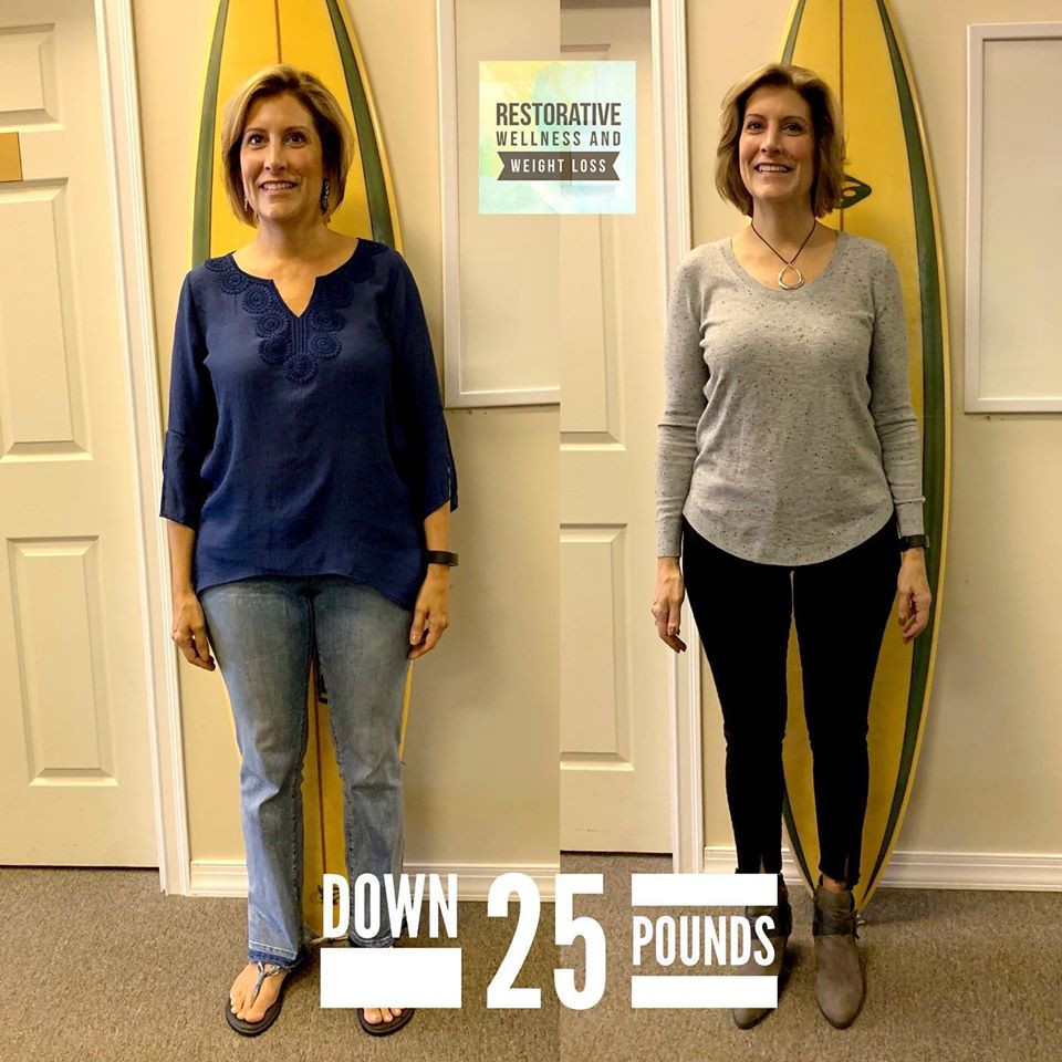 Therese is Down 25 Pounds