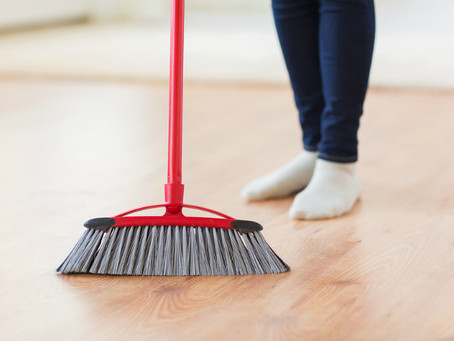 Improve Your Life By Making Space For Greatness with the Clean Sweep Program