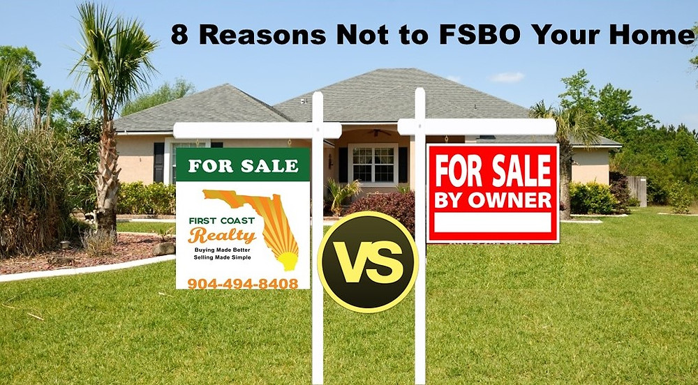 6 Reasons Not to FSBO Your Home