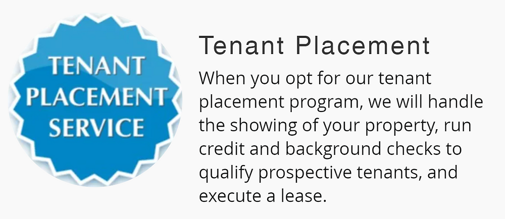 Tenant Placement in St. Augustine
