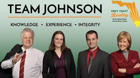 Team Johnson is Together Again as First Coast Realty