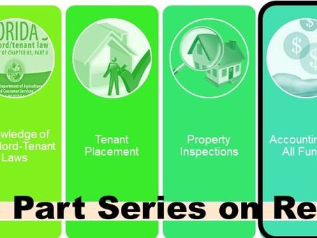 Property Management – An 8 Part Series