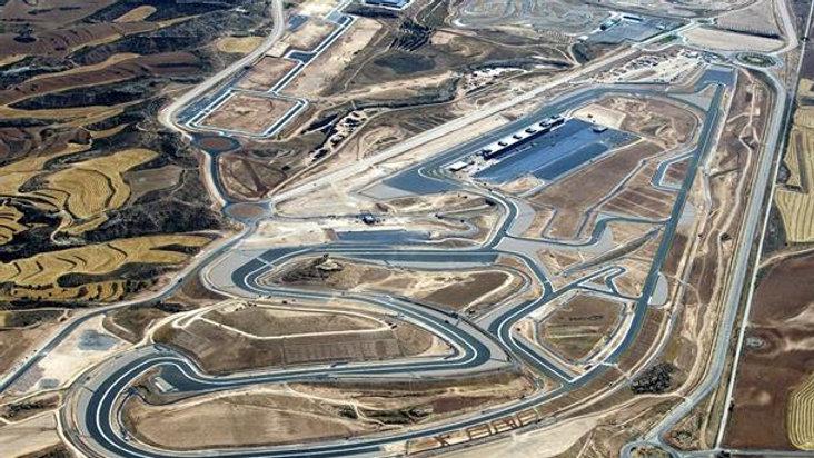 Aragon Motorland 20 - 22 okt. 2020