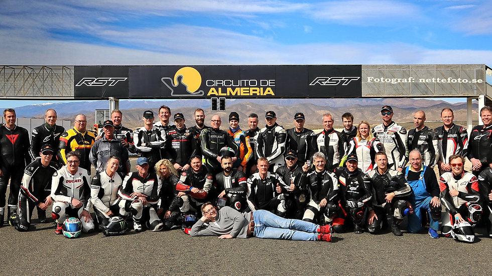 Almeria 11e - 13e mars  2020  Fullbokat!!