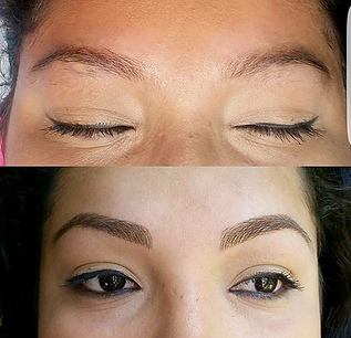 Microblading (3dBrows)