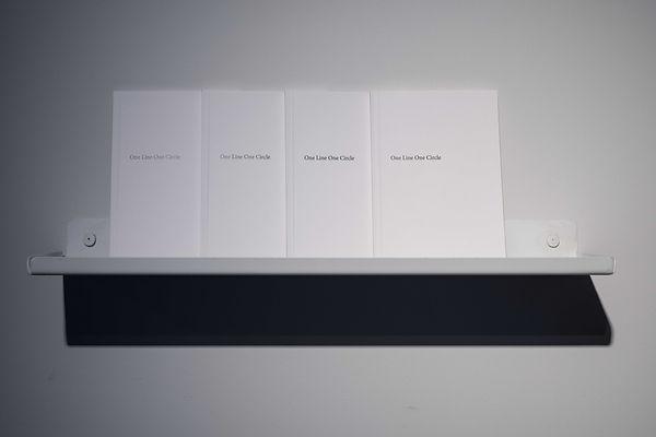 KRAFT Kunst galleri, Ingeborg Blom Andesskog, One Line One Circle, Norwegian Artist, Art Gallery, Bergen