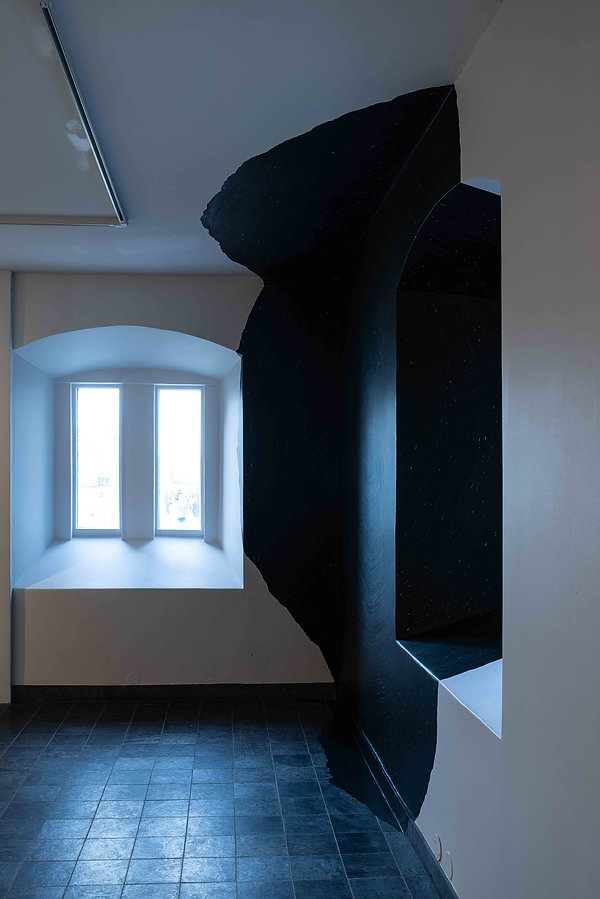 KRAFT Kunst, Ingeborg Blom Andesskog, One Line One Circle, Norwegian Artist, Art
