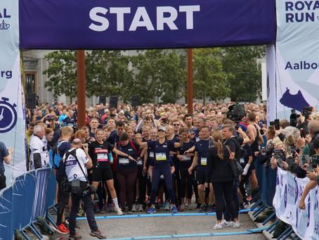 Kæmpe løbefest i Aalborg - Royal Run 2021