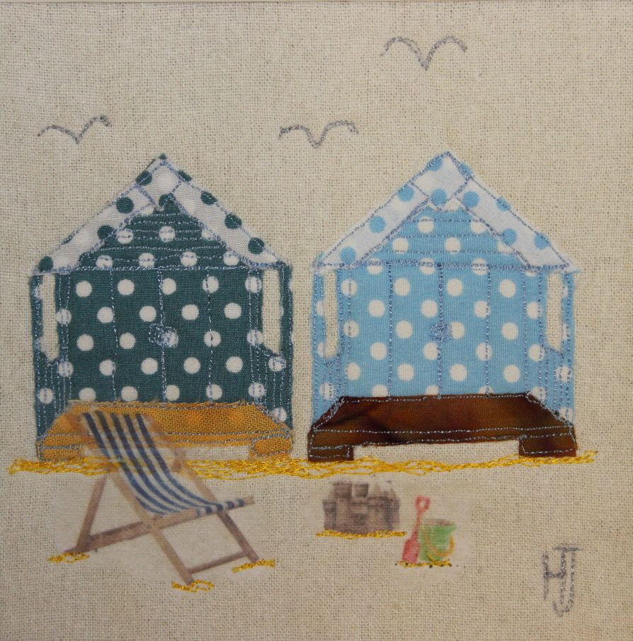 Anyone for a beach hut holiday?