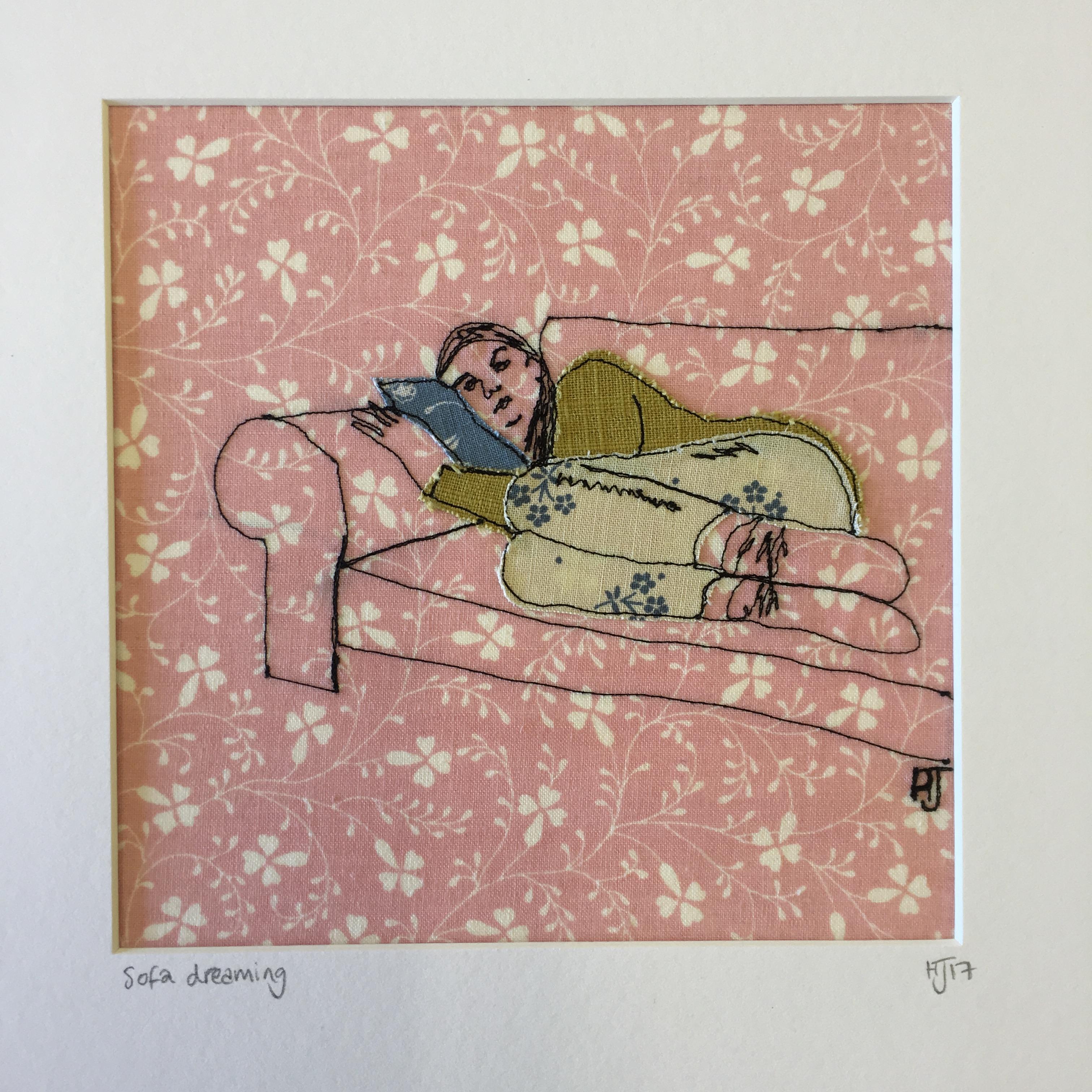 Sofa dreaming